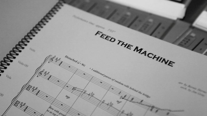feed the machine review
